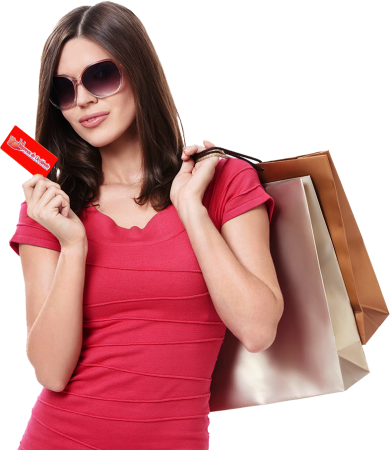 bolsa para boutique con publicidad