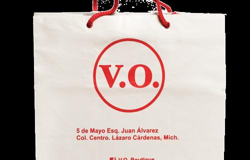 bolsas impresas promoción de temporada