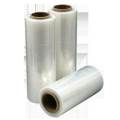 película plana de polietileno para envolver productos industriales